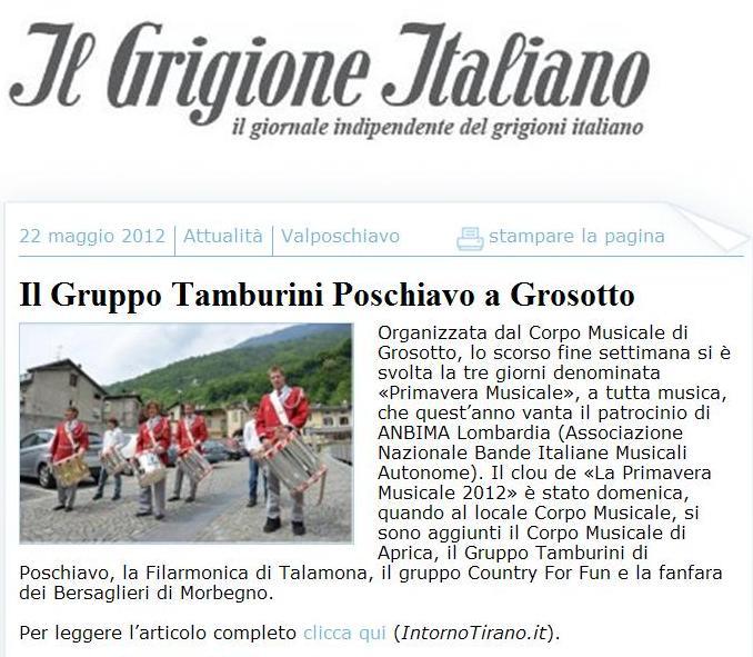 il grigione italiano maggio12